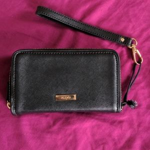 FREE WITH ANY PURCHASE | Aldo Wallet w/Wrist Strap